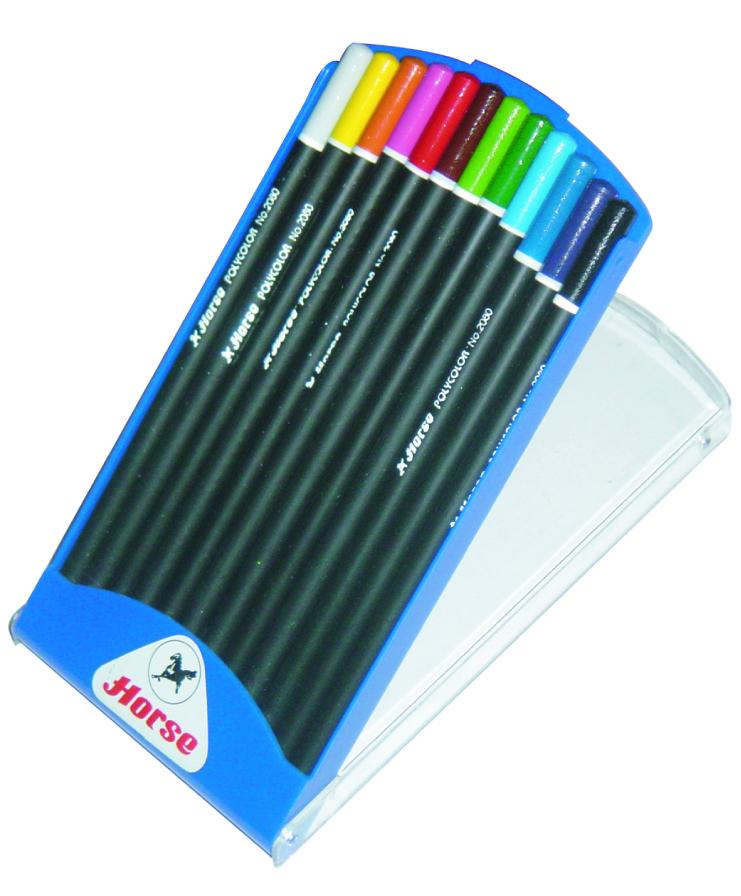 Bút chì màu NM-12 color pencils