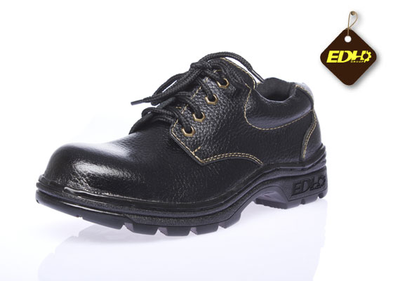 Giày da thấp cổ mũi sắt DH GDH-01