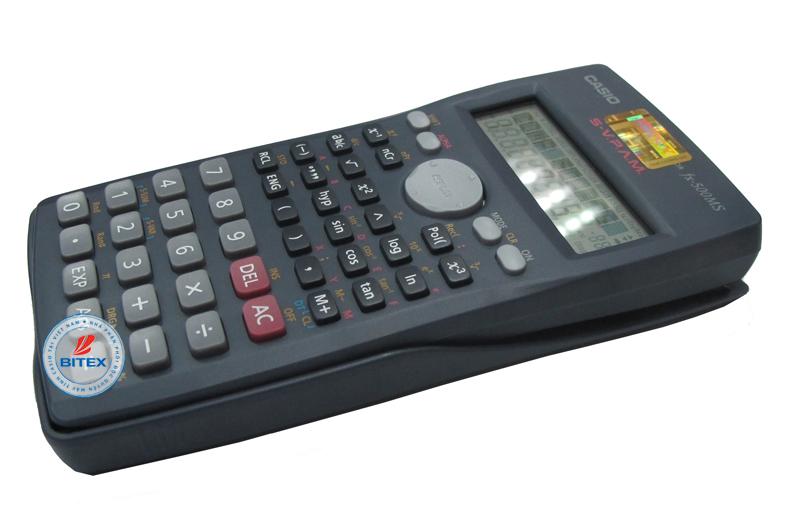 Casio FX500MS (tem chính hiệu)
