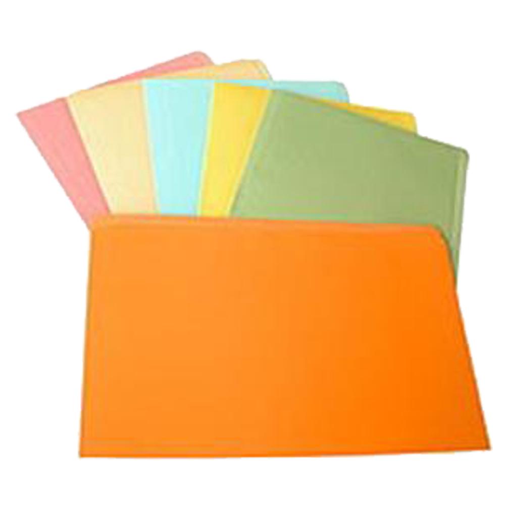Bìa accod giấy xanh lá