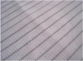 Vải may găng tay polieste chống tĩnh điện
