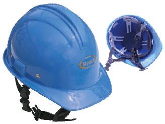Nón bảo hộ nhựa màu xanh giá tốt nhất TP.HCM S.N004B