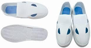 Giày bảo hộ lao động trong phòng sạch GPS-001