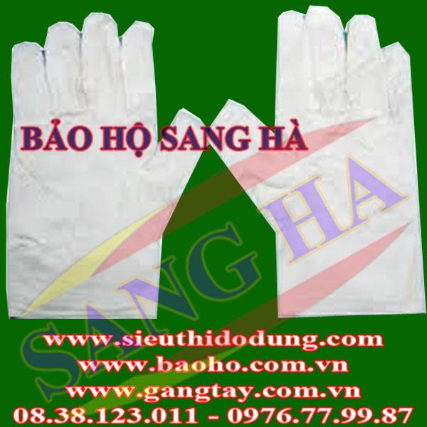 Găng tay vải bạt GT004