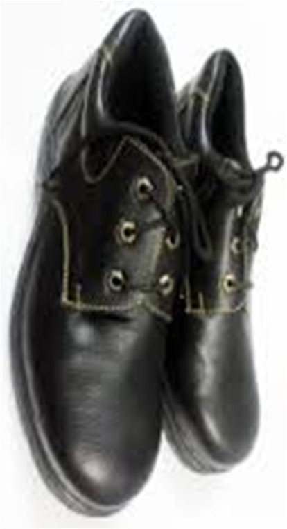 Giày da bảo hộ lao động đế ABC-01