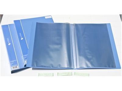 Bìa nhựa 40 lá Thiên Long