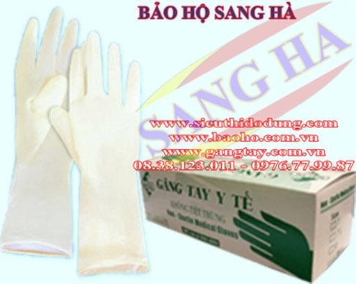 Găng tay y tế không bột Vglove GV-091