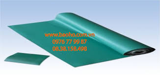 Thảm cao su chống tĩnh điện 1.2m x10m x 2mm