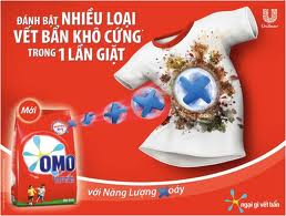 Bột Giặt OMO  3kg giặt tay