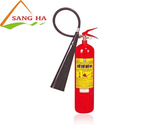 Bình bột chữa cháy ABC 8kg MFZL8
