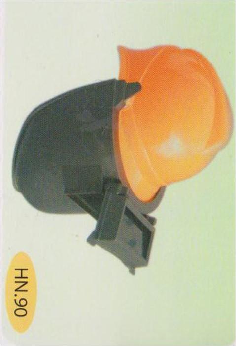Nón bảo hộ nhựa khóa vặn màu cam giá rẻ nhất TP.HCM S.N302TD