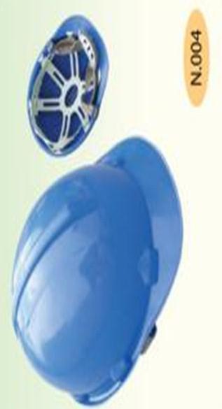 Nón bảo hộ nhựa màu trắng giá rẻ nhất TP.HCM S.N105TD