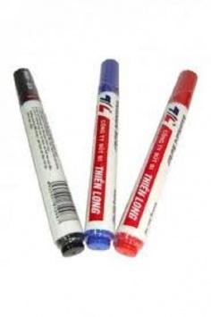 Bút lông dầu 2 màu Twin Permanent red-black