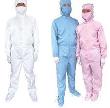 Quần áo phòng sạch SH 9233