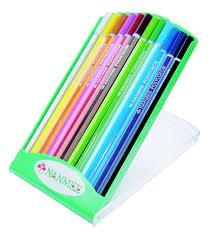 Bút chì màu NM-2002x12 Plastic box