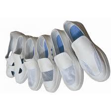 Giày chống tĩnh điện lưới mặt Linkworld