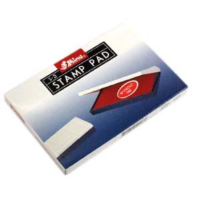 Tampon Shiny S822 đỏ