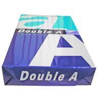Giấy Photocopy Double A ĐL 80g - A4
