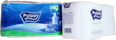 Giấy cuộn vệ sinh Pupply