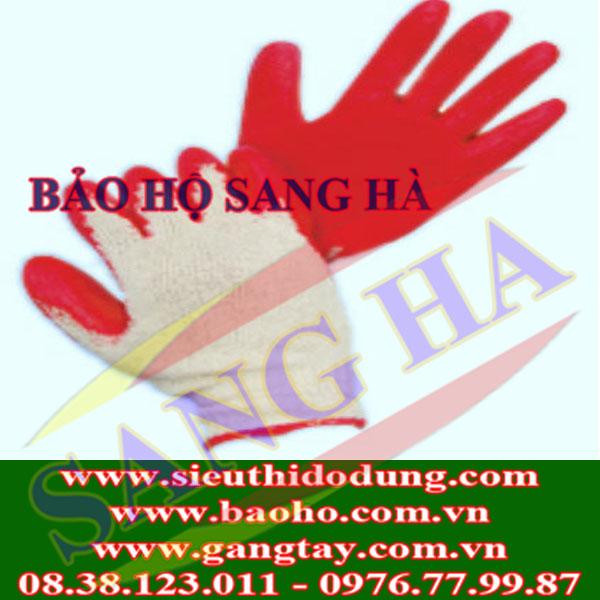 Găng tay len phủ cao su AGL-40