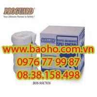 Cuộn giấy thấm dầu BOS-SOC7636