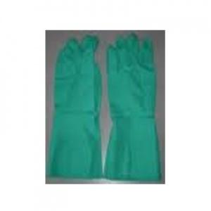 Găng tay chống hóa chất Nam Long xanh