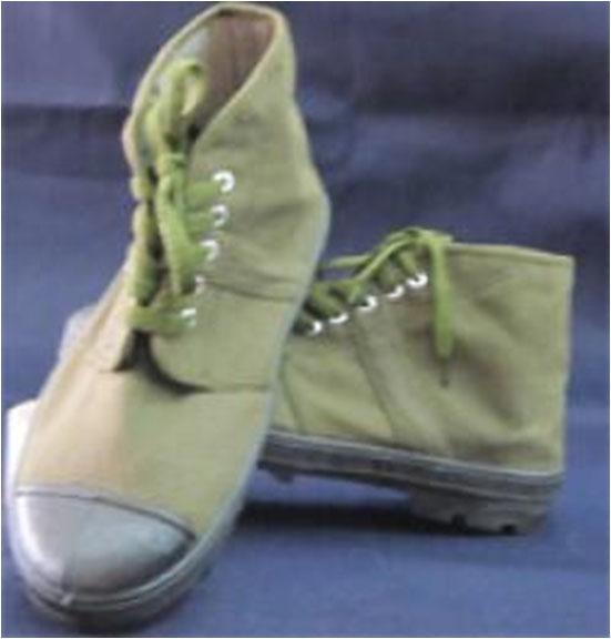 giày bộ đội cao cổ