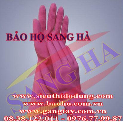 Găng tay cao su dài GC-14