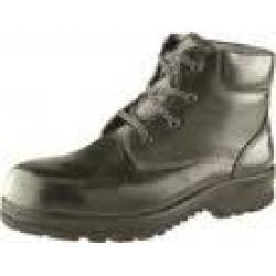 Giày da mũi sắt chống đinh cao cổ ABC-002