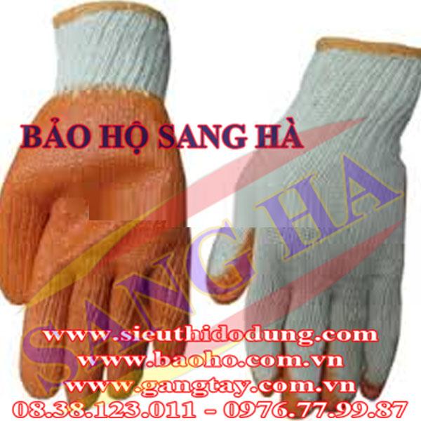 Găng tay chống nóng chống trơn TQ
