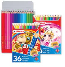 Bút chì màu H-2080 36P long