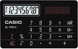 CASIO SL-760LC-BK/GD