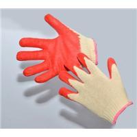 Găng tay phủ cao su 50g