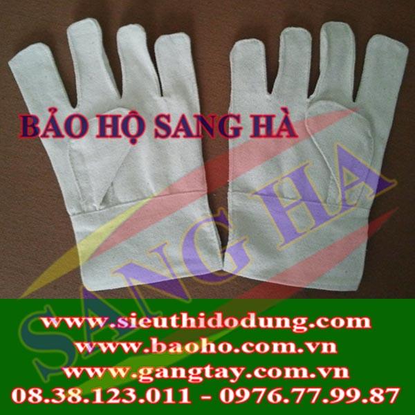 Găng tay vải bạt 7 GB7