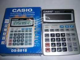 Máy Tính Casio 8818