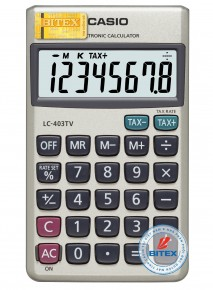 CASIO LC-403TV