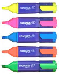 Bút dạ quang NM-222