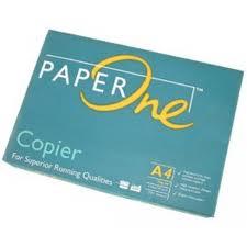 Giấy photocopy Paper One, ĐL 80gsm A3
