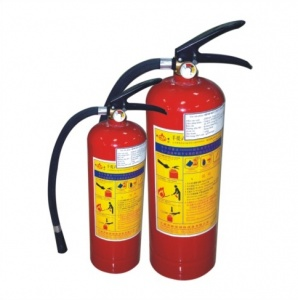 Bình chữa cháy bằng bột ABC - MFZL4