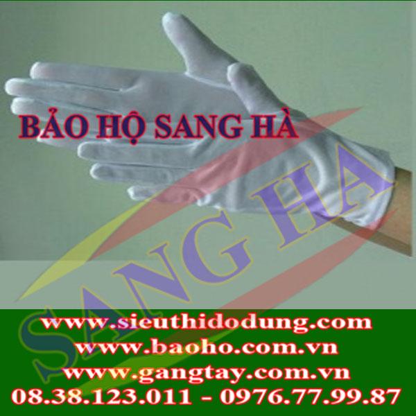 Găng tay vải cotton GVC-01