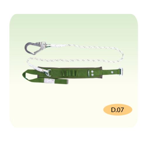 Dây an toàn 1 móc lớn ( Dây tơ) D.07