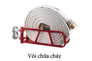 Vòi chữa cháy D50 - 17bar- Đức
