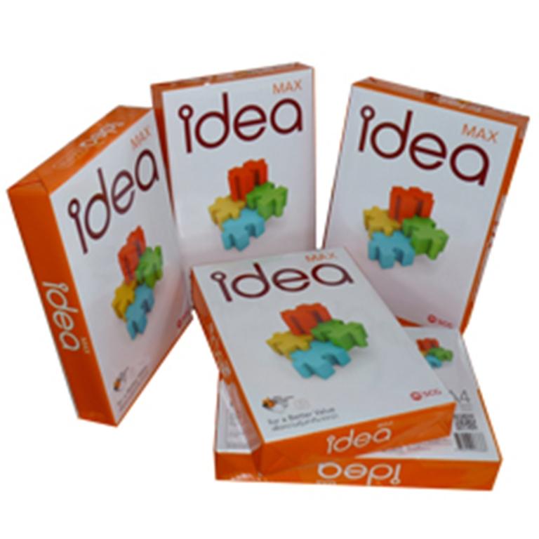 Giấy Photocopy IDEA Max, ĐL 70gsm A4