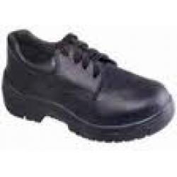Giày da bảo hộ đế thép