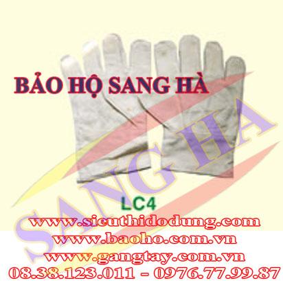 Găng tay bảo hộ Vải bạt LC7