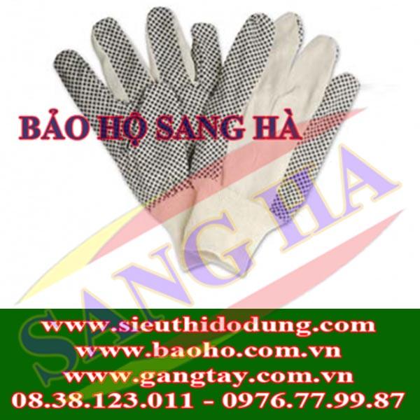 Găng tay vải hạt SA-GT2