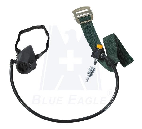 Mặt nạ ống dẫn khí NP-375