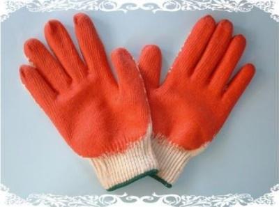 Găng tay len phủ cao su lòng bàn tay