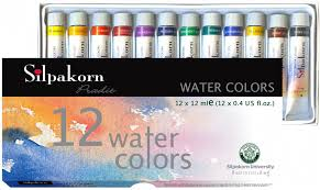 Màu Shilpakon Water Color