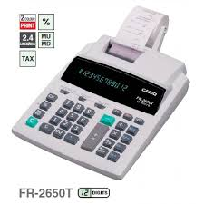 Casio FR-2650T